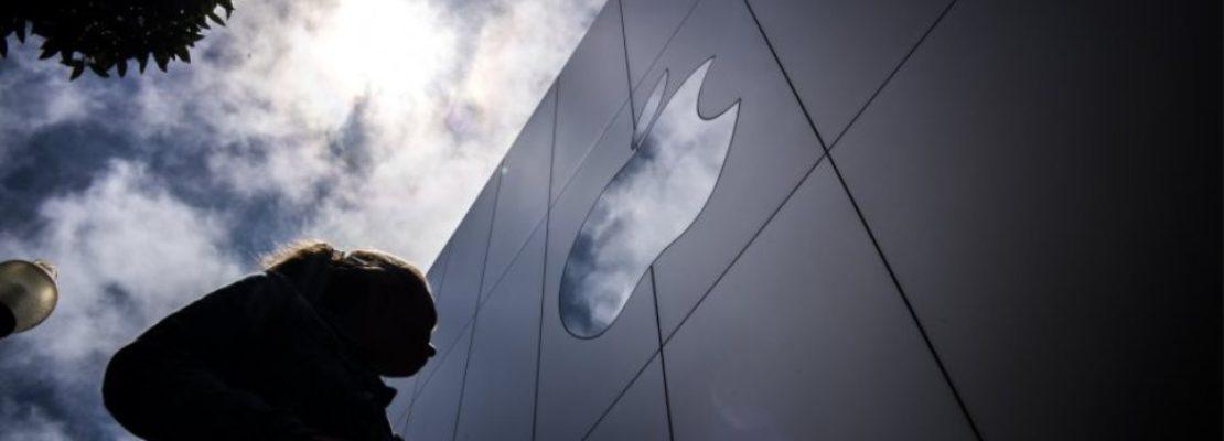 Η Apple βλέπει λιγότερα έσοδα από πωλήσεις iPhones