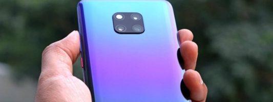 Επική γκάφα: Υπάλληλοι της Huawei έστειλαν εταιρικές ευχές για το 2019 με… iPhone!