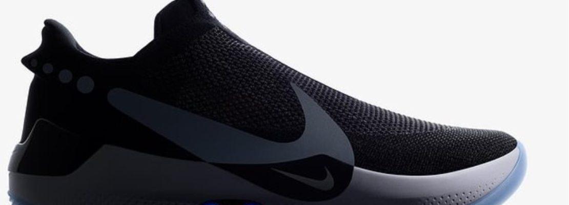 Η Nike έφτιαξε παπούτσι που προσαρμόζεται στο πόδι που το φοράει – Παίρνει «εντολές» μέσω κινητού!