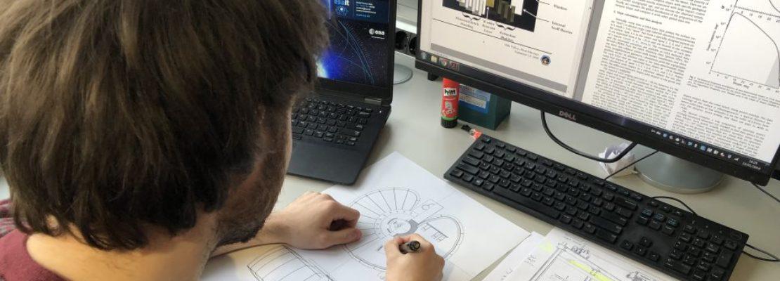 Έλληνας φοιτητής θα φτιάξει τα σπίτια μας στο Φεγγάρι!