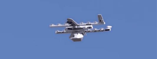Θυγατρική της Google θα κάνει delivery… παγωτών με drone στην Αυστραλία