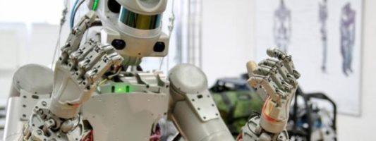 Στον Διεθνή Διαστημικό Σταθμό έφτασε το το πρώτο ρωσικό ανθρωποειδές ρομπότ