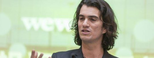 Έχασε τον έλεγχο της WeWork o συνιδρυτής της, Adam Neumann