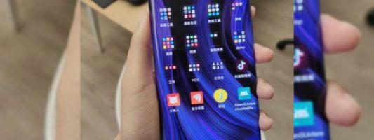 Το Mi MIX Alpha της Xiaomi είναι ολόκληρο μία οθόνη και στοιχίζει €2500