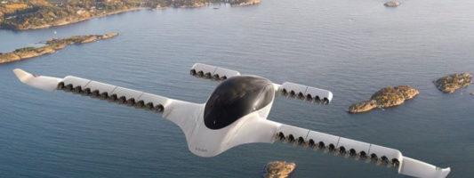 Ερχονται τα ιπτάμενα ταξί -Είναι οικολογικά και θα κοστίζουν όσο ένα κοινό ταξί