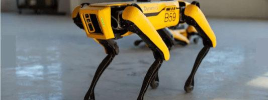 Η Boston Dynamics κυκλοφορεί το πρώτο Spot ρομπότ που μοιάζει με σκύλο