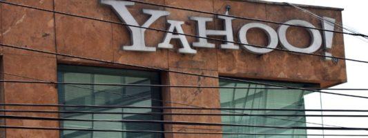 Yahoo: Πρόβλημα με την πρόσβαση χρηστών στο mail