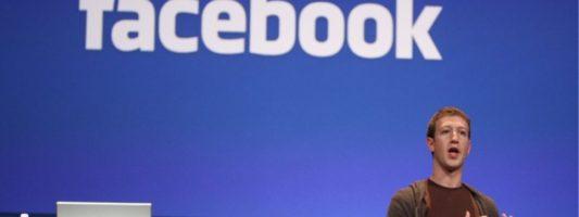 Facebook: Πρόστιμο 580.000 ευρώ από τη Βρετανία για το σκάνδαλο με τη Cambridge Analytica