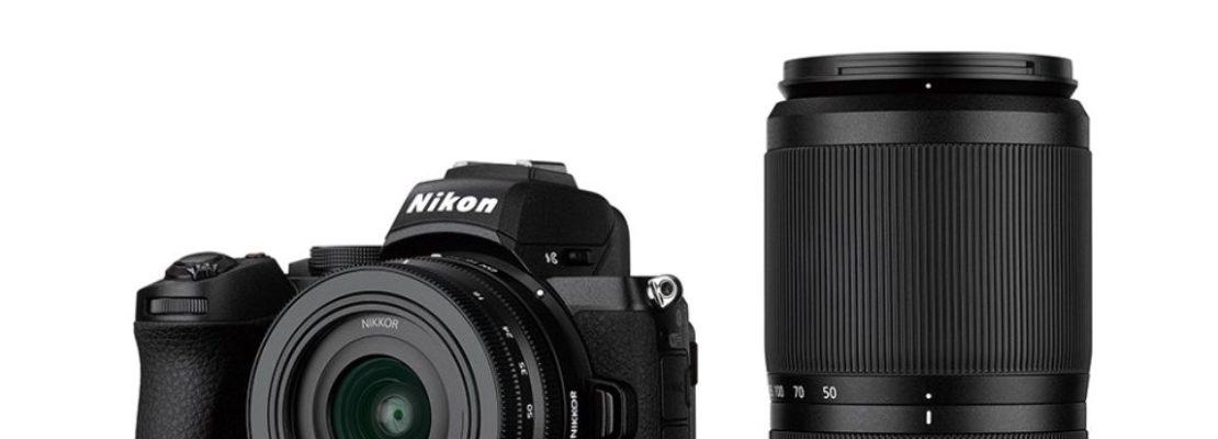 Ξεχωρίστε από το πλήθος με τη νέα εξαιρετικά φορητή φωτογραφική μηχανή Mirrorless Z50
