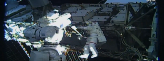 NASA – Live: Περίπατος μόνο από γυναίκες στο Διάστημα