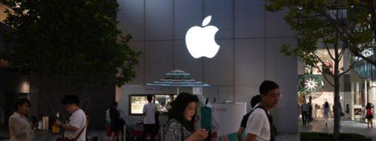 Κίνα: Στο στόχαστρο της κυβέρνησης η Apple για «παροχή βοήθειας» στους διαδηλωτές του Χονγκ Κονγκ