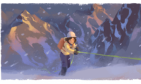 Wanda Rutkiewicz: Ποια είναι η γυναίκα που τιμά σήμερα η Google με doodle