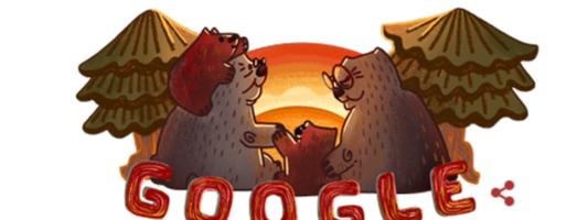 Google Doodle: Αφιερωμένο στον παππού και την γιαγιά