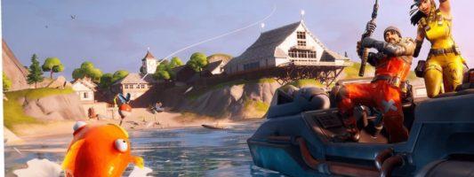 Fortnite: Αυτό είναι το επίσημο τρέιλερ για το Chapter 2