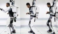 Παράλυτος άνδρας περπατά ξανά με τη βοήθεια ρομποτικού εξωσκελετού, τον οποίο κινεί με τη σκέψη του!