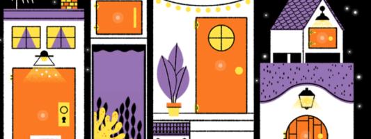 Google Doodle: Στους ρυθμούς του Halloween
