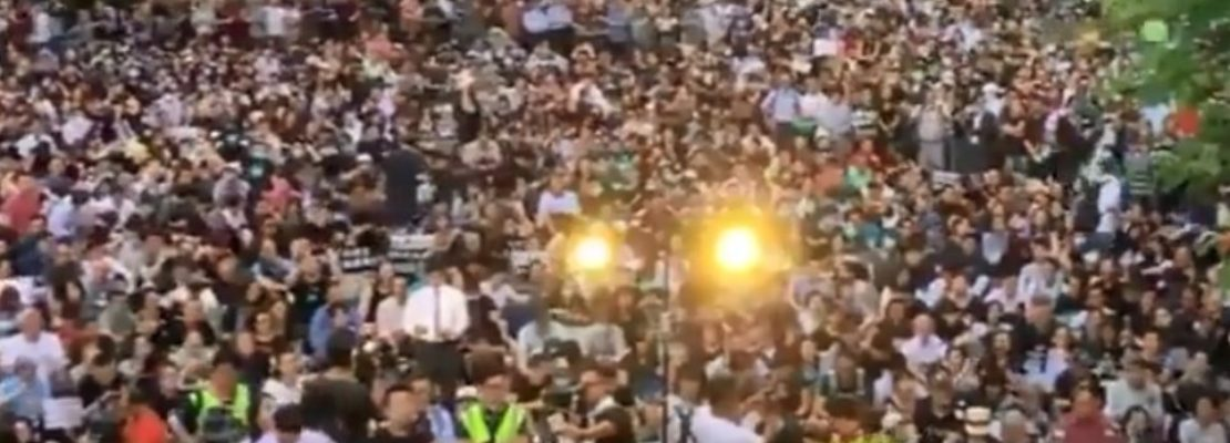 H Apple απέσυρε την εφαρμογή που «βοηθούσε» τους διαδηλωτές στο Χονγκ Κονγκ