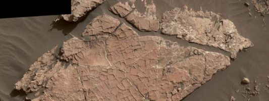 NASA: Το Curiosity ανακάλυψε αρχαία λίμνη με «ασυνήθιστα άλατα» στον Άρη
