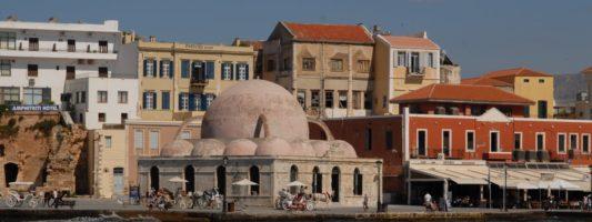 Τα Χανιά της Κρήτης θα είναι υποψήφια για το ευρωπαϊκό βραβείο «Προσβάσιμης Πόλης 2020»