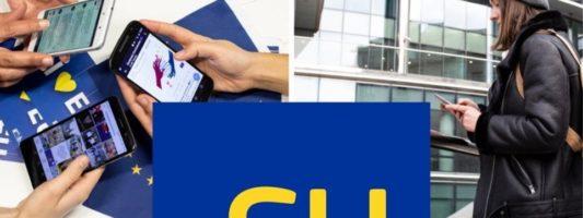 Από το «.eu» στο «.ευ»«: Η Κομισιόν εγκαινιάζει domain names σε πλήρη ελληνική γραφή