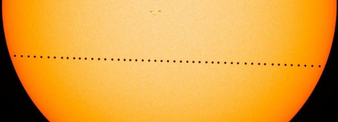 Σήμερα η παρέλαση του Ερμή μπροστά από τον Ήλιο που θα ξανασυμβεί το 2032