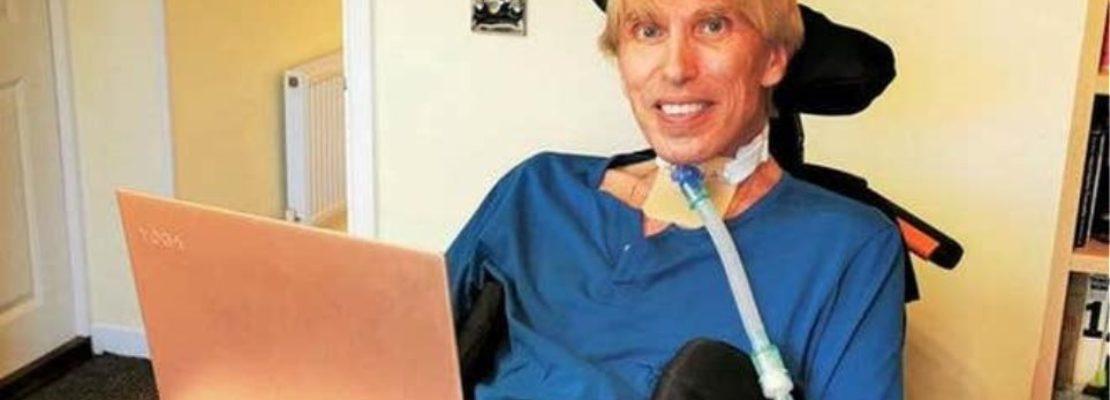 Θανάσιμα άρρωστος επιστήμονας μετατρέπεται στο πρώτο cyborg