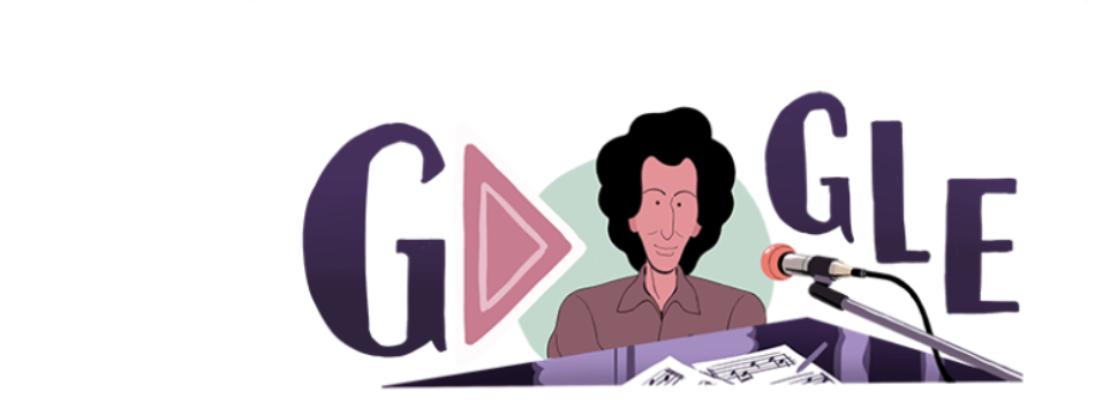 Michel Berger: H Google τιμά με doodle τον Γάλλο τραγουδιστή και συνθέτη