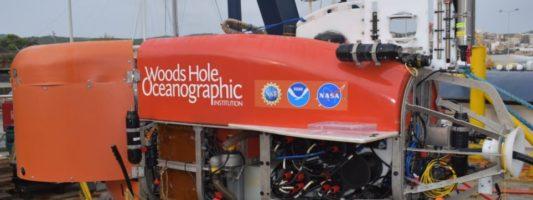 Σαντορίνη: Ξεκίνησε αποστολή της NASA με ελληνική συμμετοχή στο υποθαλάσσιο ηφαίστειο του Κολούμπου