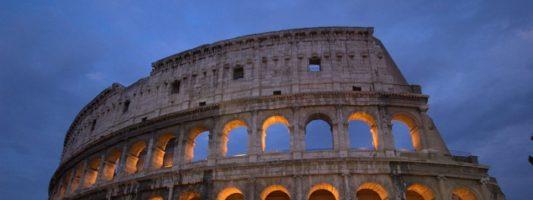 Κι όμως όλοι οι δρόμοι οδηγούν στη Ρώμη