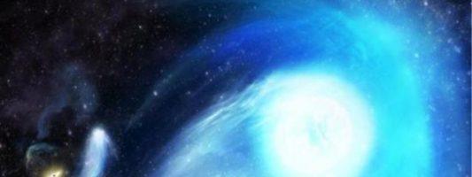 Διάστημα: Μαύρη τρύπα εκτόξευσε αστέρι εκτός Milky Way με ταχύτητα 3,7 εκατ. μίλια την ώρα