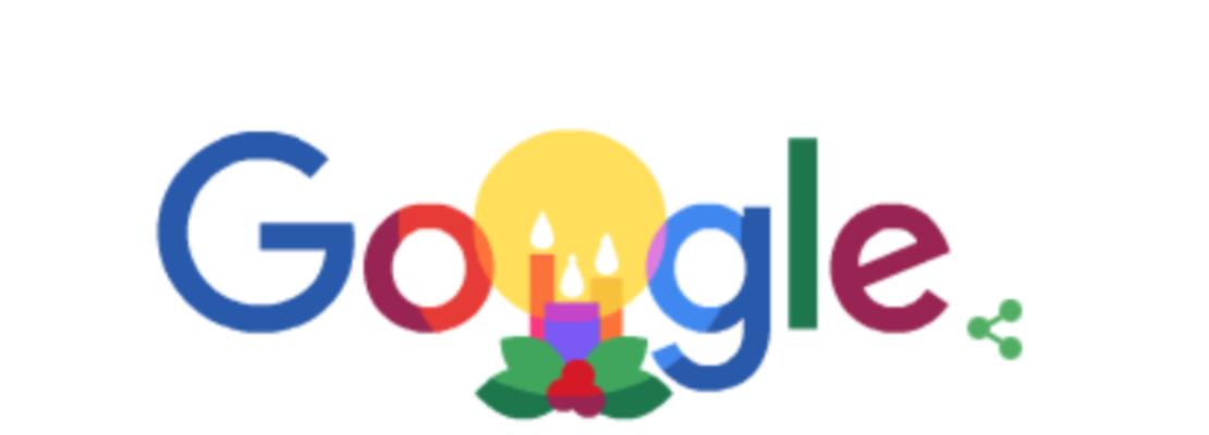 Καλές γιορτές: Οι ευχές της Google μέσα από ένα doodle