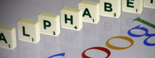 Alphabet: Η μητρική της Google η τέταρτη εταιρεία με χρηματιστηριακή αξία άνω του 1 τρισ. δολ.