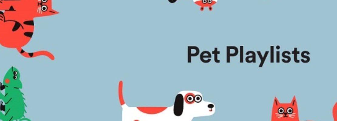 H Spotify εγκαινίασε playlists για σκύλους όταν λείπει το αφεντικό τους