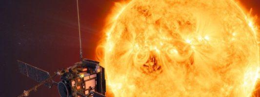 To Solar Orbiter ξεκίνησε το ταξίδι του προς τον Ήλιο για να «εξερευνήσει» τους πόλους του