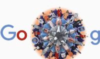 Google doodle: Αφιερωμένο στην Παγκόσμια Ημέρα της Γυναίκας
