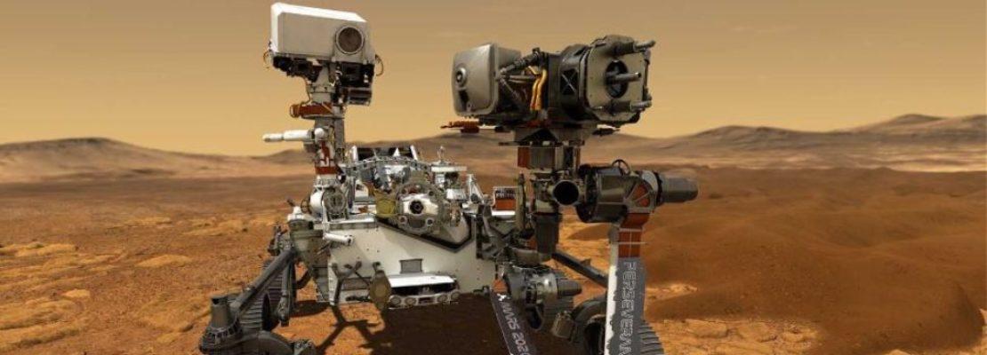 NASA: Μαθητής «βάφτισε» το νέο της ρόβερ που θα σταλεί στον Άρη το καλοκαίρι
