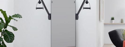 Ο έξυπνος καθρέφτης που περνά τη γυμναστική στο σπίτι σε άλλο επίπεδο
