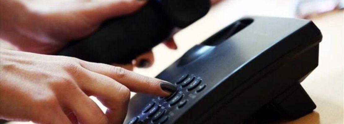 Κορωνοϊός: Η χρήση του τηλεφώνου έχει αυξηθεί περισσότερο και από το Ίντερνετ