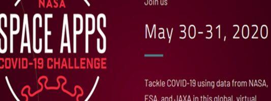 Η NASA στον αγώνα κατά του COVID-19: Online Hackathon στη Λάρισα
