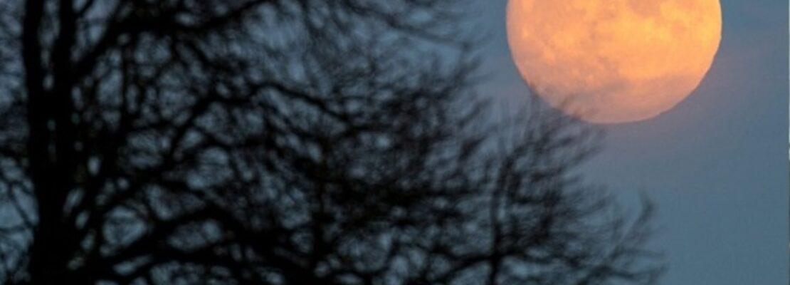 Έκλειψη σελήνης το βράδυ της Παρασκευής: Το φεγγάρι περνάει μέσα από την παρασκιά της Γης