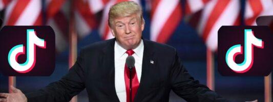Η κυβέρνηση Τραμπ εξετάζει την απαγόρευση του Tik Tok στις ΗΠΑ