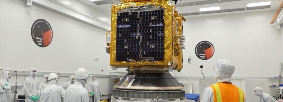 Εκτόξευση για τα ΗΑΕ της πρώτης αποστολής στον Άρη για συλλογή πληροφοριών σχετικών με την ατμόσφαιρα