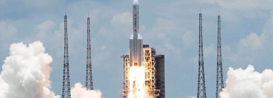 Ξεκίνησε η διαστημική αποστολή της Κίνας στον Άρη