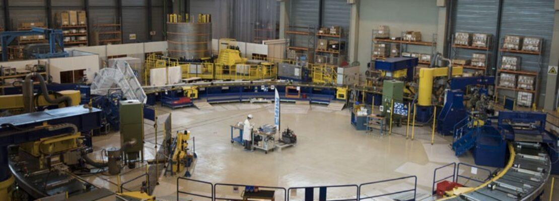 Γαλλία: Ξεκίνησε επισήμως η συναρμολόγηση του γιγάντιου αντιδραστήρα του διεθνούς προγράμματος ITER