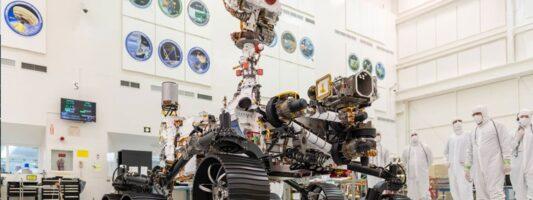 Η NASA σε ετοιμότητα για την εκτόξευση ενός ερευνητικού ρομπότ στον Άρη