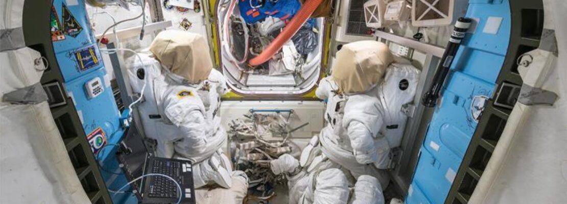 Εξερεύνηση του Διεθνούς Διαστημικού Σταθμού από τον φωτογραφικό φακό