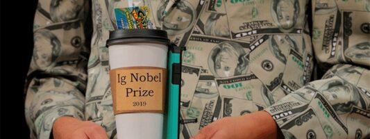 Απονεμήθηκαν τα εφετινά «Νόμπελ του τρελού επιστήμονα»