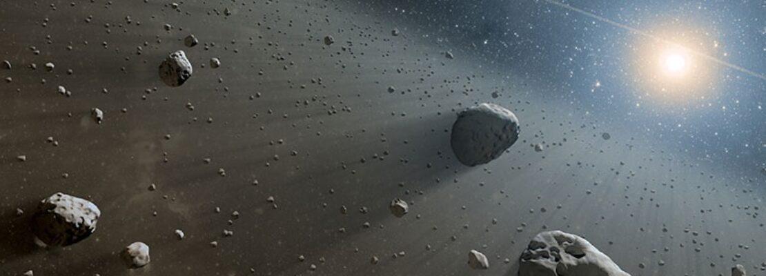 Πέντε αστεροειδείς θα πλησιάσουν τη Γη μέσα σε τέσσερις ημέρες