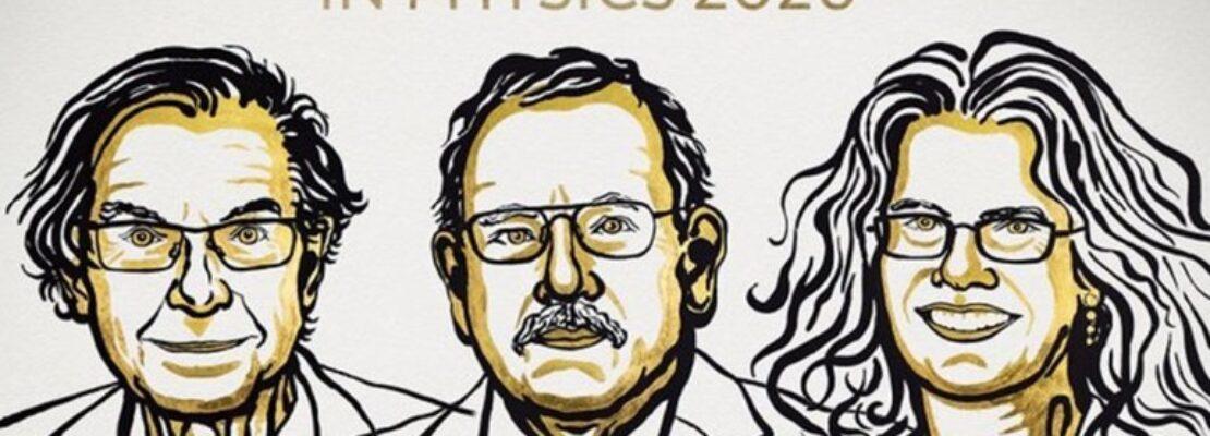 Νόμπελ Φυσικής 2020: Απονεμήθηκε σε τρεις επιστήμονες για τις ανακαλύψεις τους στις μαύρες τρύπες
