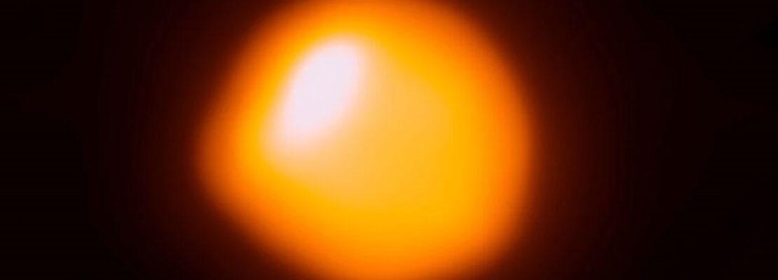 Tο υπεργιγάντιο άστρο Μπετελγκέζ είναι πιο κοντά μας απ' όσο πιστεύαμε και θα αργήσει να εκραγεί